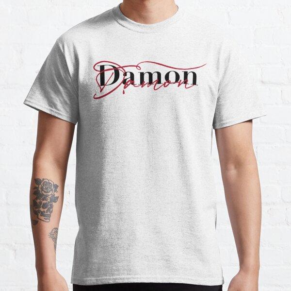 Vampire - Nom - Damon et Stefan T-shirt classique