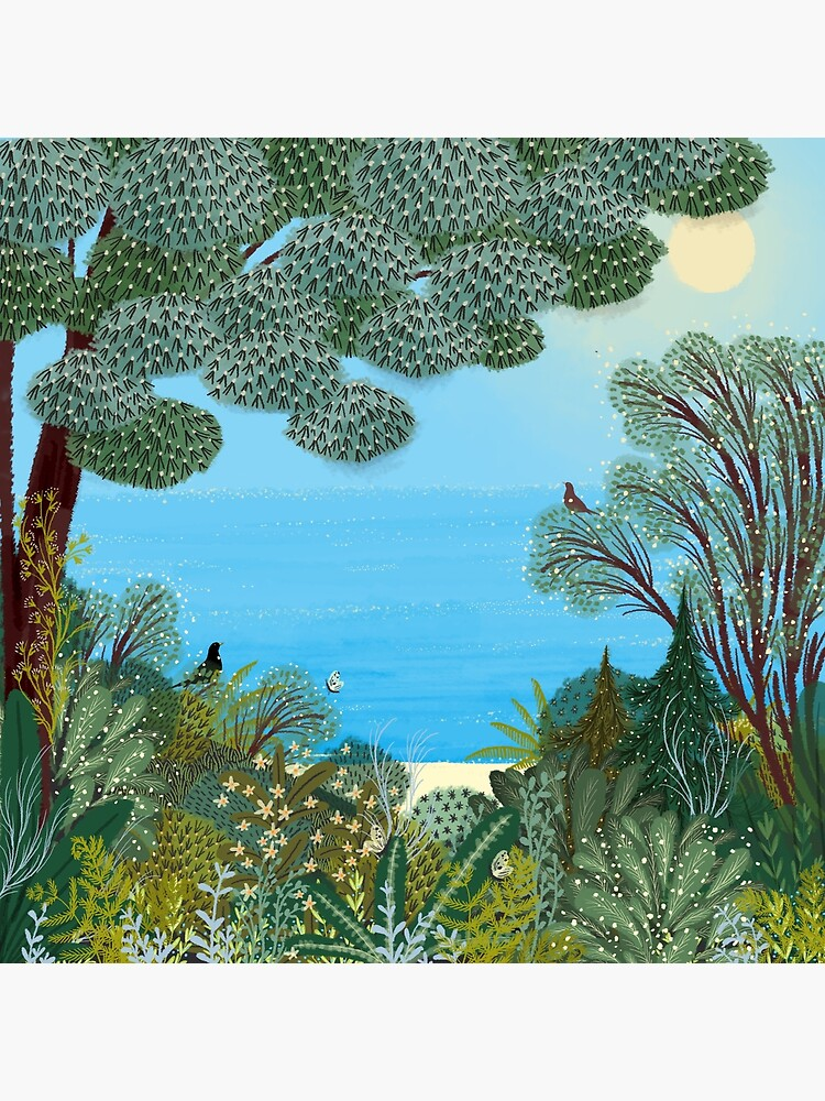 Sea View by Jane-Newland