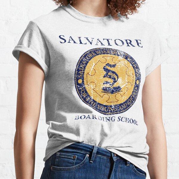internado salvatore Camiseta clásica