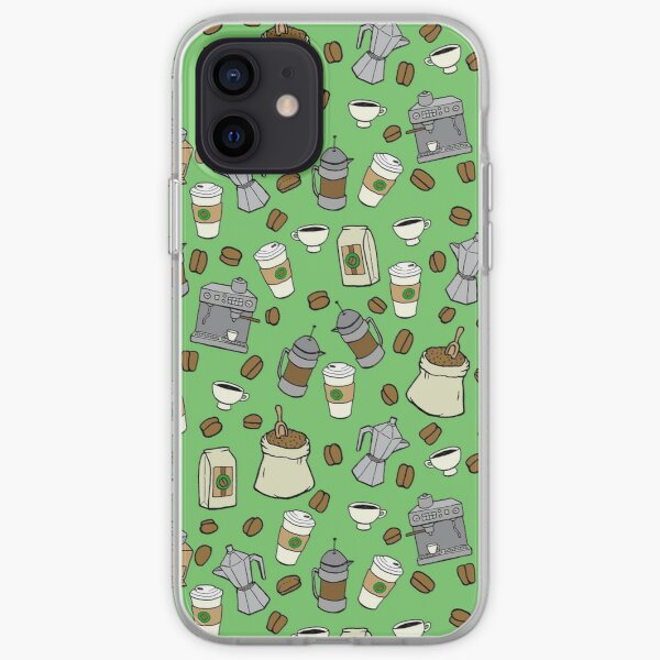 Barista Accoutrements iPhone Soft Case