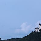 Castle on the Hilltop by WilMorris