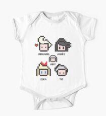 Bravely Pixels Kids Clothes
