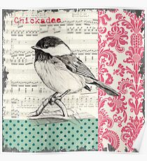 Vintage Songbird 2 Poster