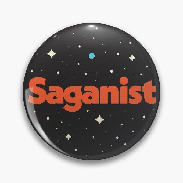 Saganist Pin