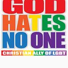 God Hates No One by AngelGirl21030