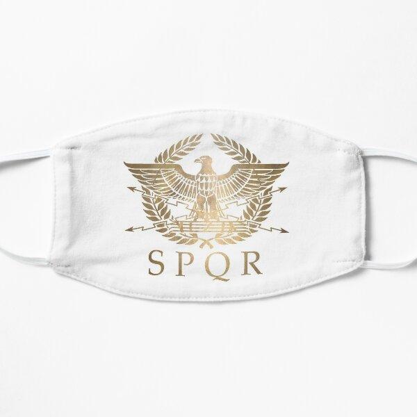 S*P*Q*R*- Roman Empire Standard Shield Flat Mask