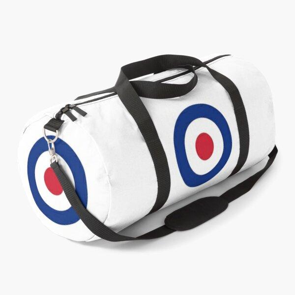 Mod Logo Duffle Bag (White) Duffle Bag