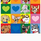 Dog Quilt by AngelGirl21030