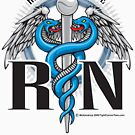 RN Caduceus Blue by AngelGirl21030