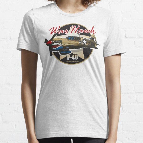 P-40 Warhawk Essential T-Shirt