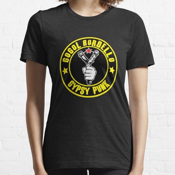 MEILLEUR VENDEUR Gogol Bordello Merchandise T-shirt essentiel