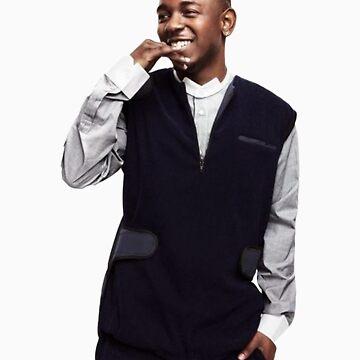 Kendrick Lamar by mkcvte