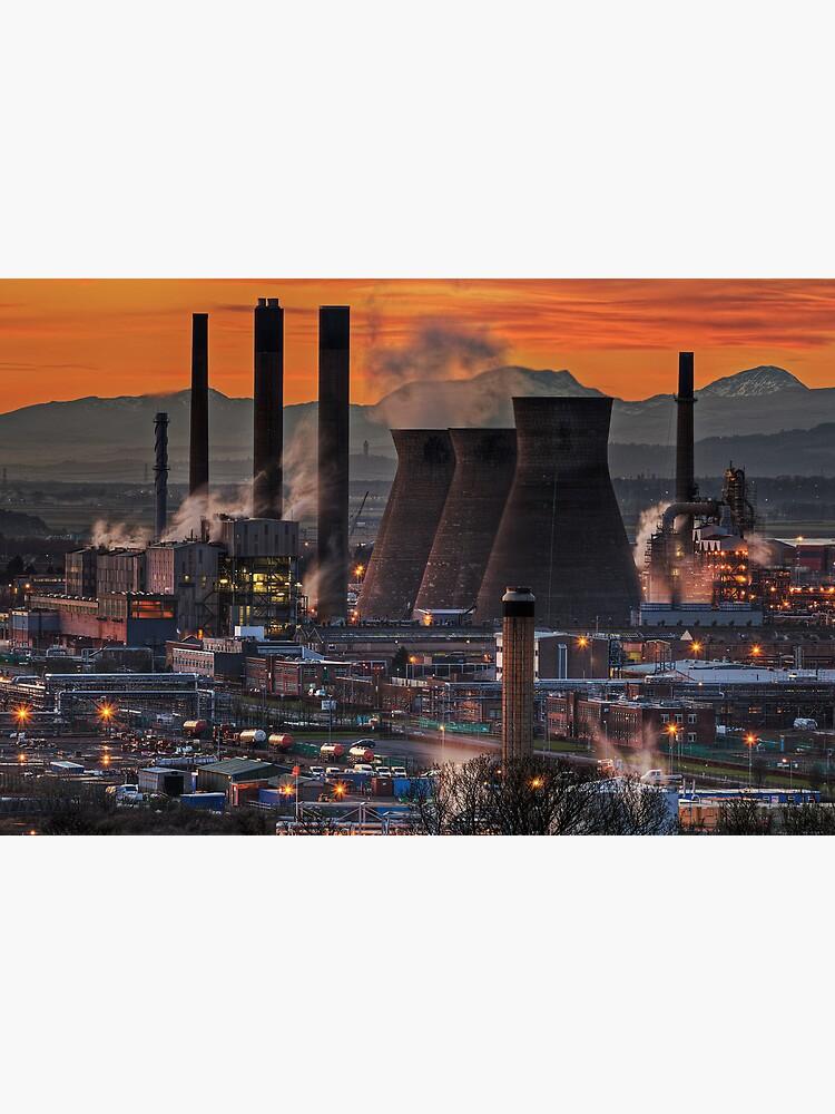 Grangemouth Refinery (3) by Shuggie