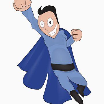 Super Hero by mamisarah