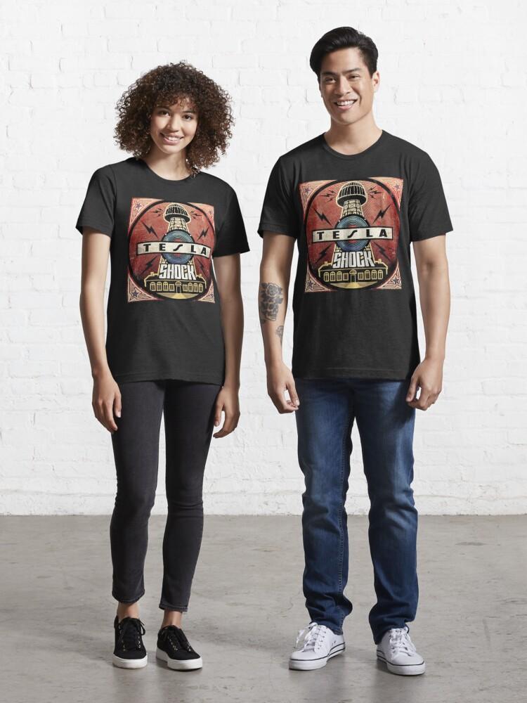 tesla shock band tour 2020 nettv t shirt by kumuli86 redbubble tesla shock band tour 2020 nettv t shirt by kumuli86 redbubble
