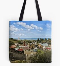 Flagstaff Hill overview Tote Bag