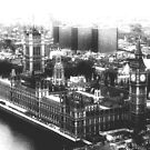 Houses of Parliament, Westminster, London by Andrew  Bailey