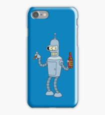 Bender The cooked Kent iPhone Case/Skin