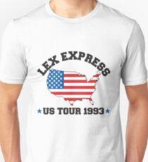 Camiseta unisex Lex Express