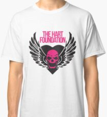The Hart Foundation Classic T-Shirt