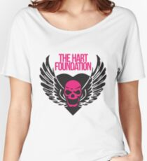 The Hart Foundation Women's Relaxed Fit T-Shirt