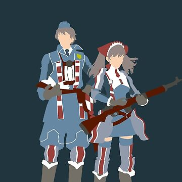 Valkyria Chronicles by RobsteinOne