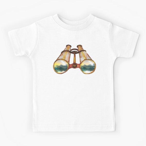 Binoculars Tatra Cottage Kids T-Shirt