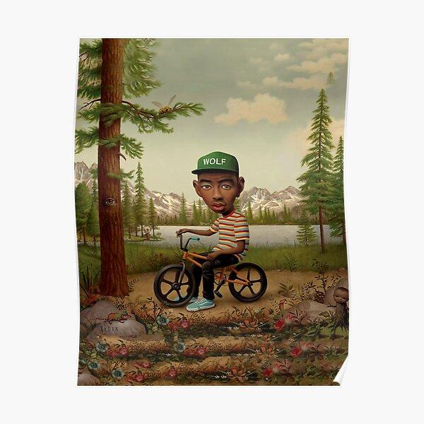 Tyler Ride BMX Poster