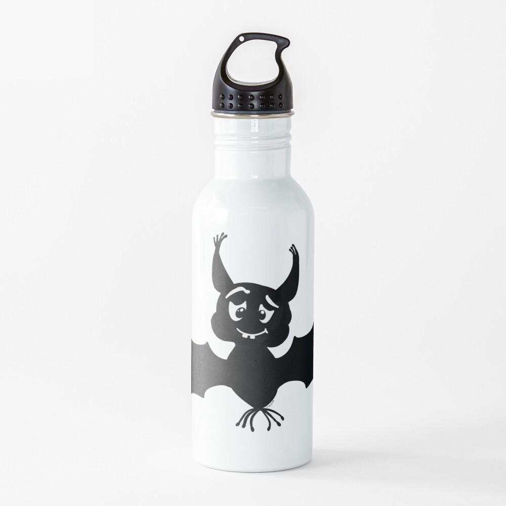 Billy the Halloween Bat Water Bottle