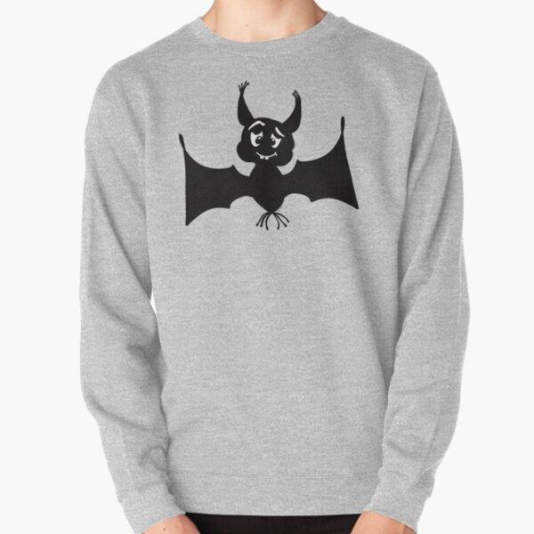 Billy the Halloween Bat Pullover Sweatshirt