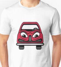 Car carriage evil eye Fahrzeugl T-Shirt
