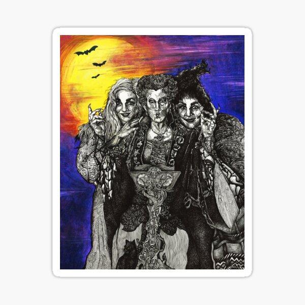 Sisters-Original Color Sticker