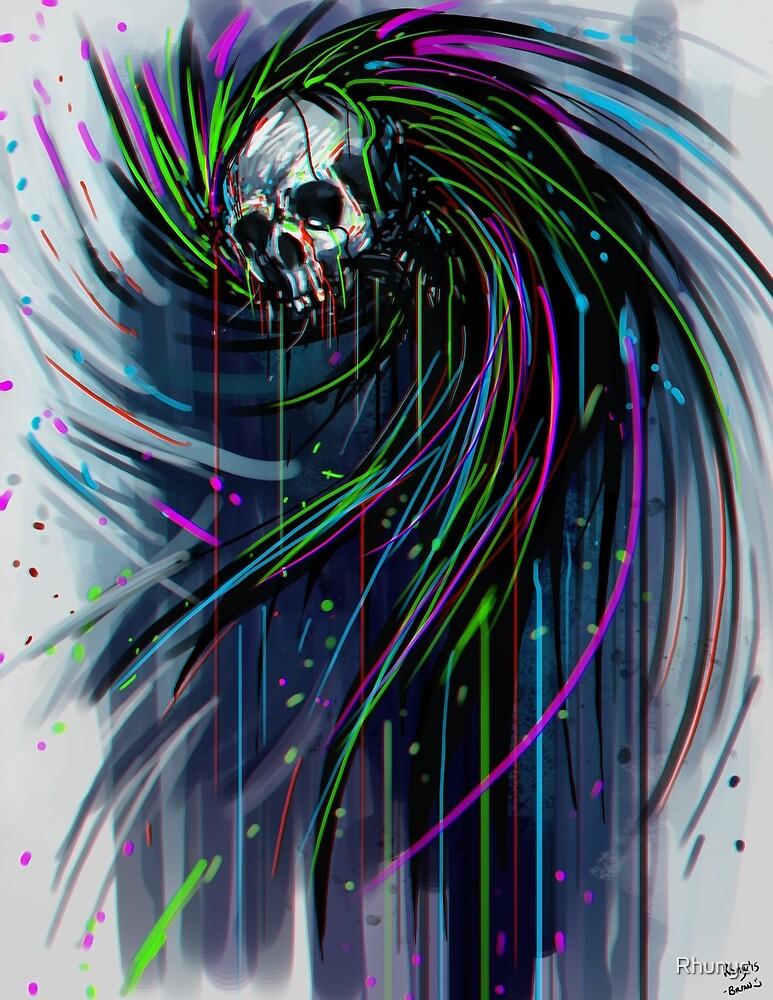 Melancholia by Rhunyc