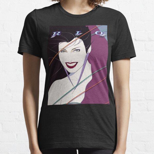 Duran Duran Rio Woman Sports Baseball Essential T-Shirt