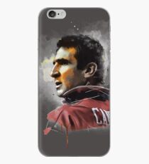 Eric Cantona Painting iPhone Case