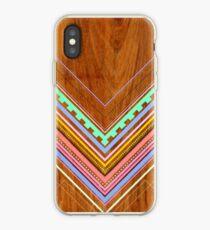 Aztec Arbutus iPhone Case