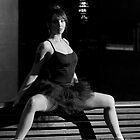Street Ballerina 5 by Nigel Donald
