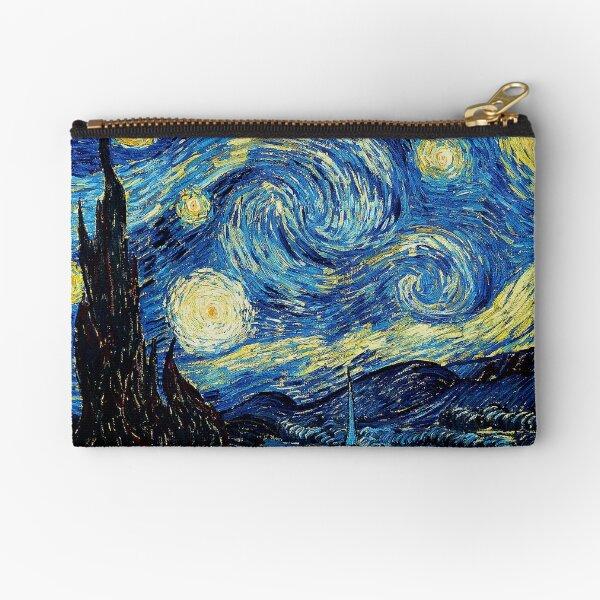 Starry Night Zipper Pouch