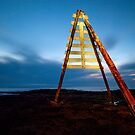 Signal post at Ricketts Point by VisualFX