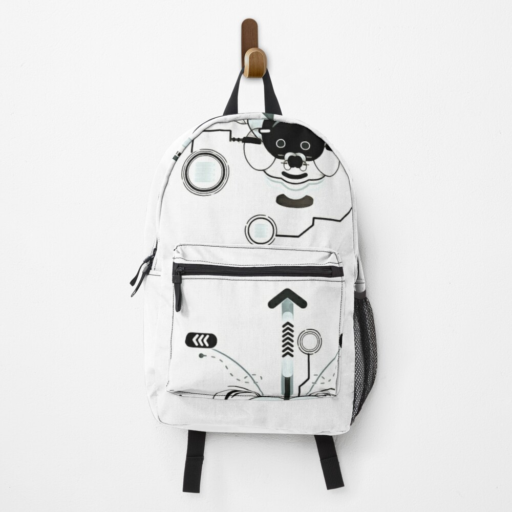 Cyber Mouse Backpack