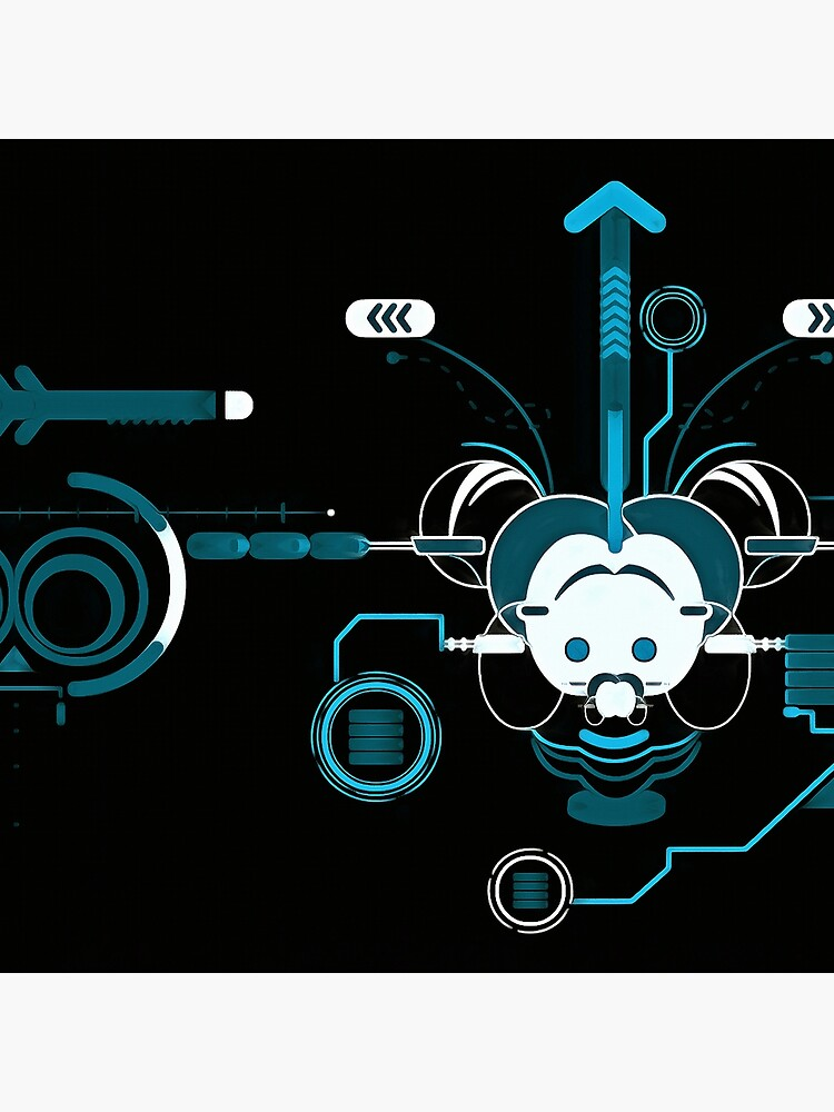 Cyber Mouse invert by relplus