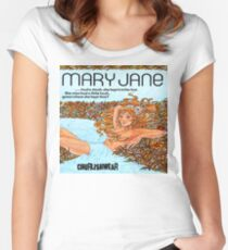 MARY JANE Women's Fitted Scoop T-Shirt