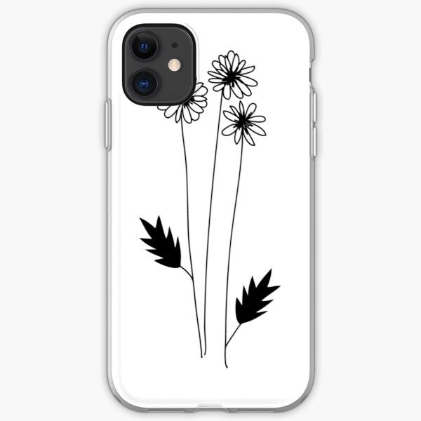 Grow positive thoughts iPhone Soft Case