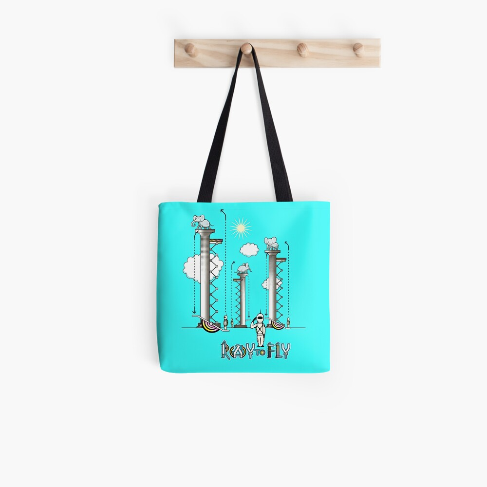 Ready 2 Fly Tote Bag