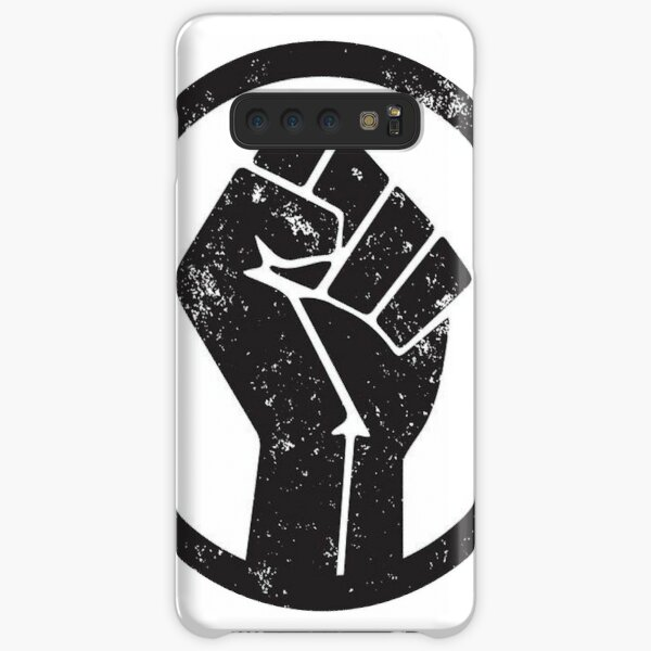 Black lives matter  Samsung Galaxy Snap Case