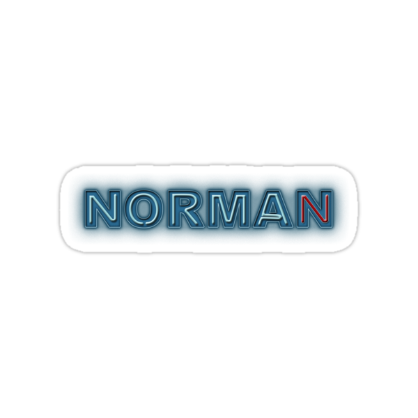 Norman by 606ROCK