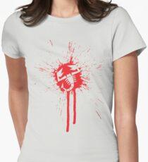 Scorpion Splat Women's Fitted T-Shirt