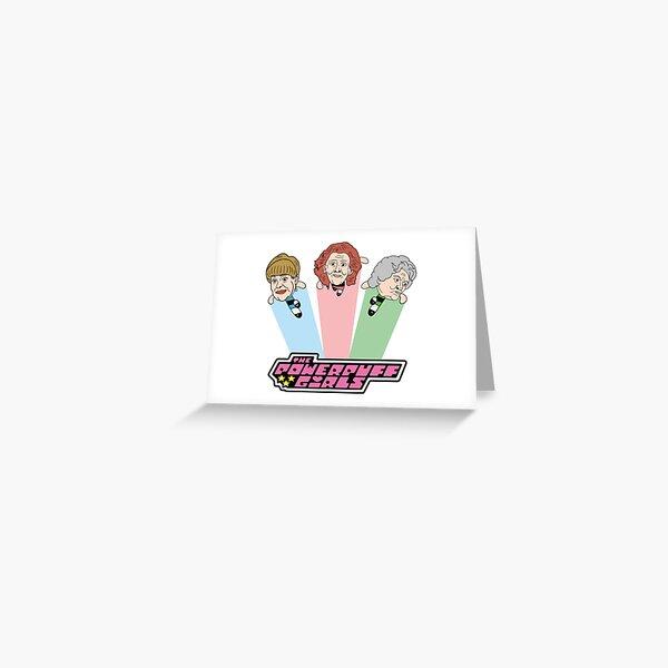 Super Nenas - Aquí No Hay Quién Viva Greeting Card