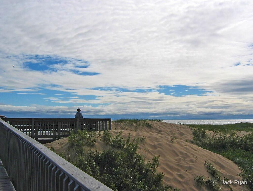 Overlooking Lake Superior by Jack Ryan