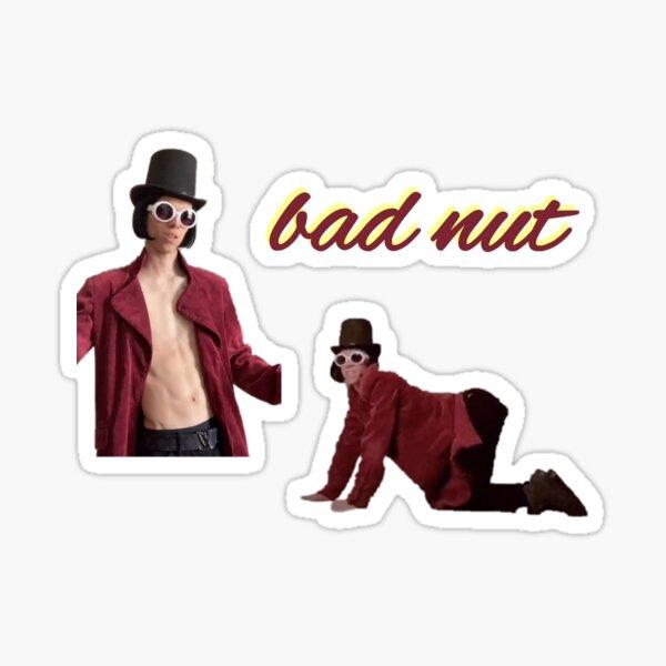 willy wonka tiktok Sticker